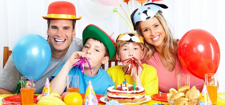 Конкурсы первого день рождения ребенку